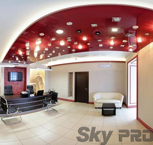 светильники в офисе SkyPRO в Дно